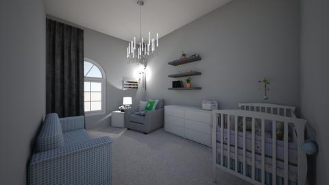 boys home nursery  - Modern - Kids room  - by jade1111