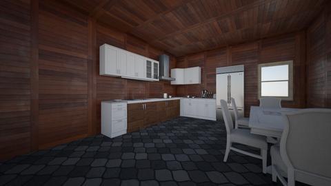 kitchen Project - Kitchen  - by edwardpoppke