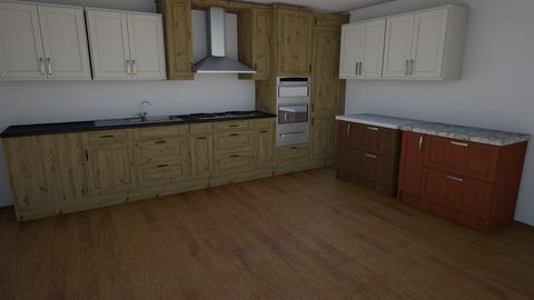 Proba - Kitchen  - by boobidoo_4