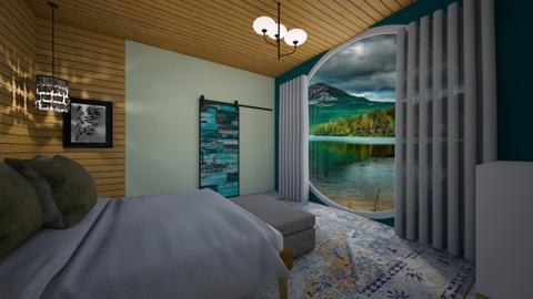 zen - Bedroom  - by bruna matos