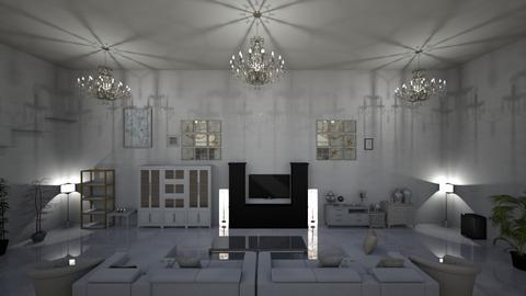c - Modern - Bedroom  - by sathida