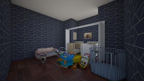 Babys Room - Glamour - Kids room  - by cookies2741
