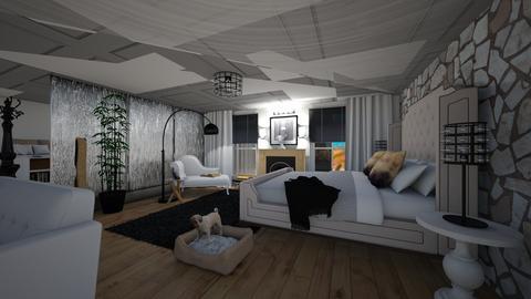 00 - Bedroom - by saska24