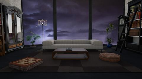 rainy days - Living room  - by Ashley Van Driesche_186