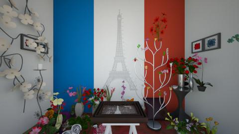 pray for paris - Global - Living room  - by abraham samangun