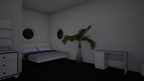 room one _dream room_ - Minimal - Bedroom  - by sophieeeeeeee