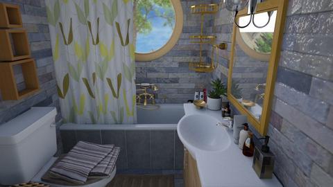 Lux Toilet - Bathroom  - by Vaggelis21