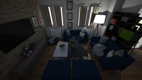 LivingRoom - Vintage - Living room  - by andovaspasija