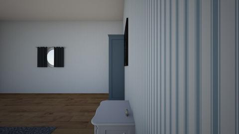 Mi dormitorio - Modern - Bedroom  - by fjacques