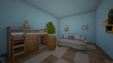cecis room - Bedroom  - by Elaine_the_bold
