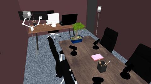 Studio - Office  - by manokill2
