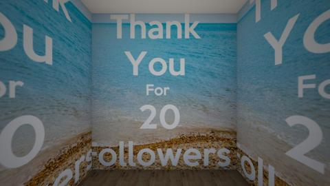 20 followerssss - by KathyScott