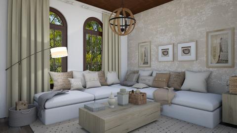 cozy afternoon - Living room - by rebsrebsmmg