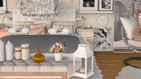 dream teen room challenge - by nitya_avvari