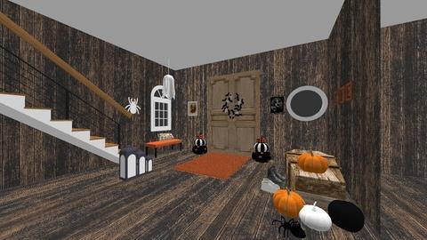 halloween - by belanyrm