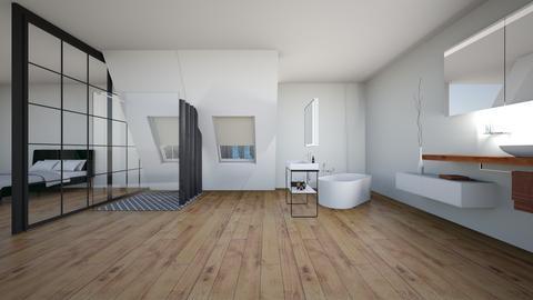 design for MPB007 - Minimal - Bedroom  - by Happyspaniel