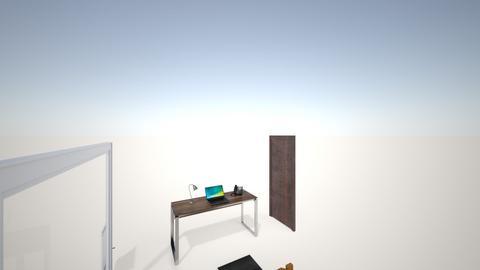 My room - Bedroom  - by germanziegler