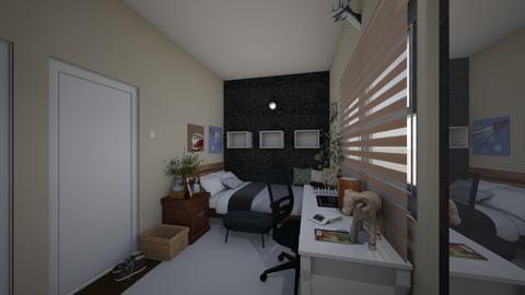 BrosRoom3 - Bedroom  - by Kat998