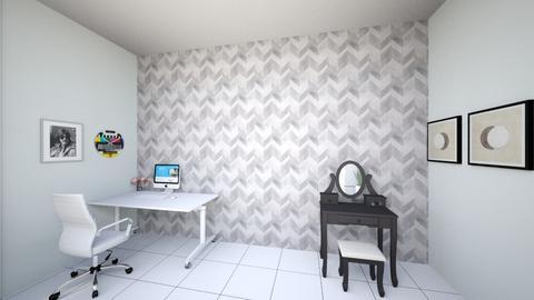 my bedroom - Glamour - Bedroom  - by sheyllinha