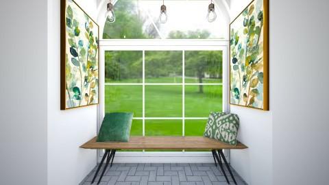 window seat 2 - Classic - by newyork4everloved