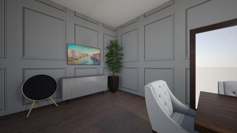mi casa  - Dining room  - by vixho