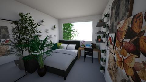 room style 1 - Bedroom  - by charlottehurley