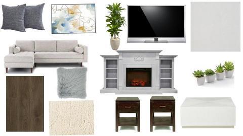 living room - by Kat Navarrete