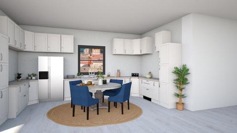 Kitchen Reno Unfinished - Kitchen - by Yate