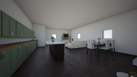 The Welcoming Common Area - Rustic - by moode4250