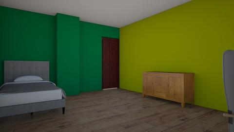 muj pokuj - Bedroom  - by Daniel2008