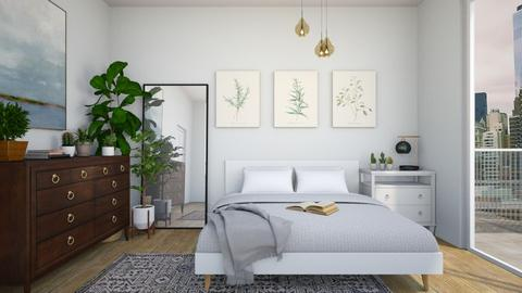greenlife - Bedroom - by dorota_k
