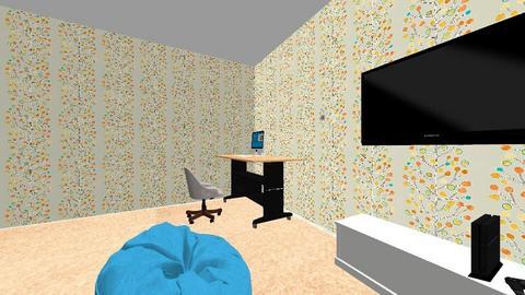 My bedroom - Bedroom  - by sofiesapphire1234