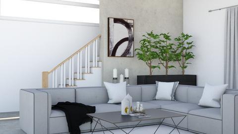 modern living - Living room - by nikolin_