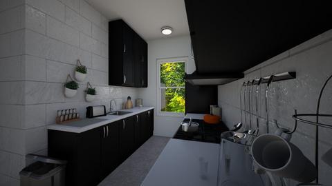 dnevna soba - Kitchen - by Mirko Bozic