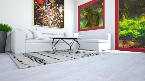Im back - Living room  - by Qanon