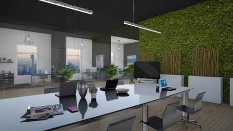 Living Office Wall - Modern - Office  - by smaja5
