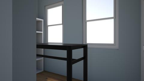 WESLEY BACK ROOM - by TomBerlangero