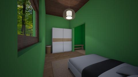 FOREST BEDROOM - Bedroom  - by ttiavlc