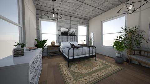 Tranquility - Rustic - Bedroom - by alorahkplove