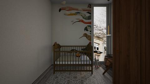 Casa232Nursery - Eclectic - Kids room  - by nickynunes