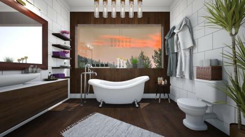 BATH - Bathroom  - by ANAAPRIL
