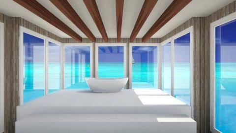 Yacht _Bathroom  - Modern - Bathroom  - by ayudewi