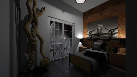 Bedroom Contest  - Rustic - Bedroom  - by madaline