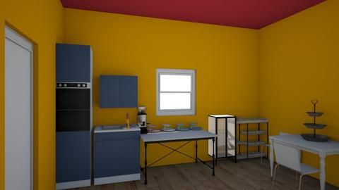 maria - Kitchen  - by 10kozdim