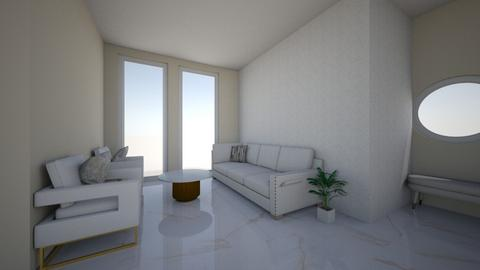 Interior design - Modern - Living room  - by gracieeeee