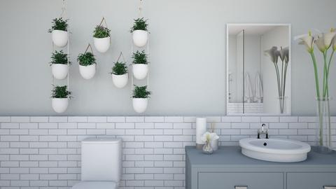 Modern Bathroom - Modern - Bathroom  - by Aristar_bucks