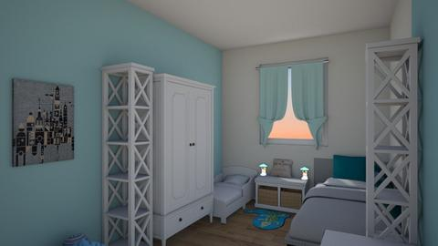 4820 - Modern - Kids room  - by annei