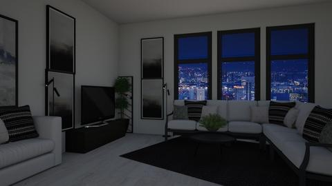 Tokyo - Eclectic - Living room  - by L ae