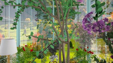 neverland - Modern - Garden  - by lamzoi