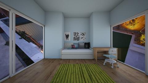 seaview - Kids room  - by MomoBeag